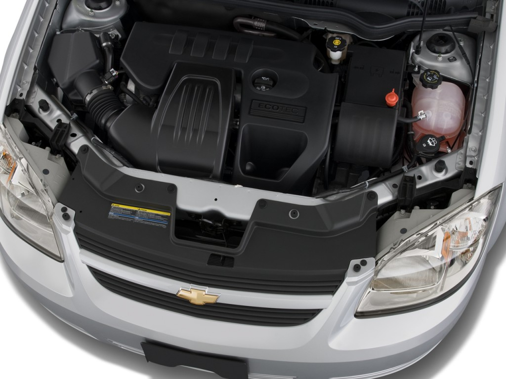 Image: 2010 Chevrolet Cobalt 2-door Coupe LS Engine, size ...