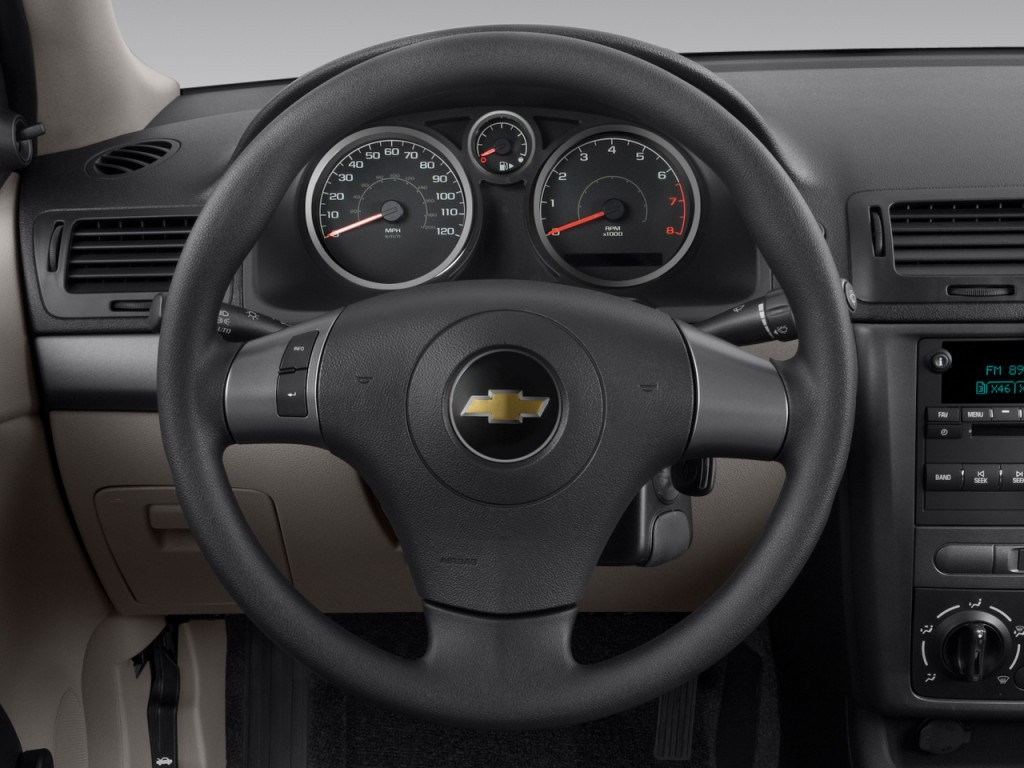 image 2010 chevrolet cobalt 2 door coupe ls steering wheel size 1024 x 768 type gif posted. Black Bedroom Furniture Sets. Home Design Ideas
