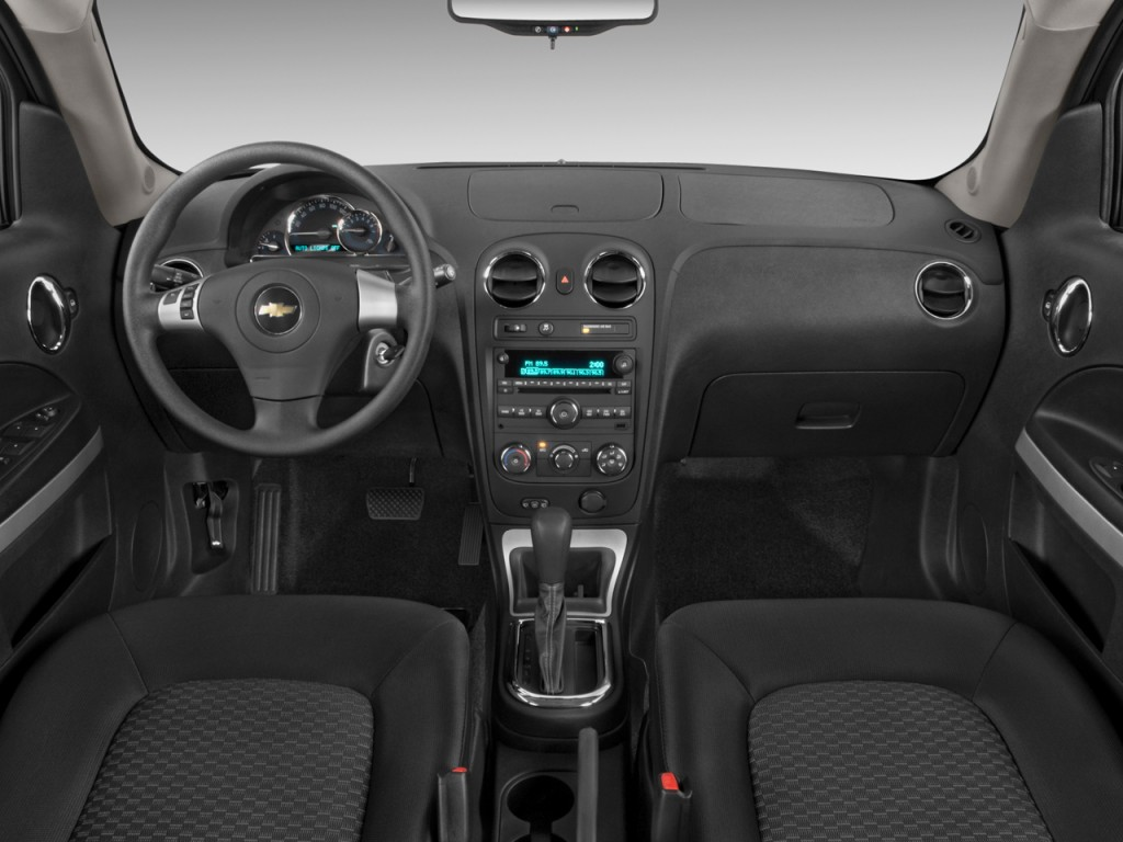 Image 2010 Chevrolet Hhr Fwd 4 Door Ls Dashboard Size