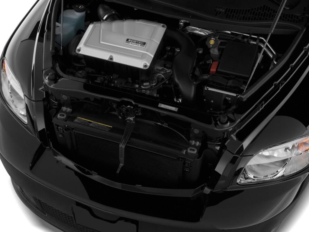 Chevrolet Hhr Fwd Door Ss Engine L