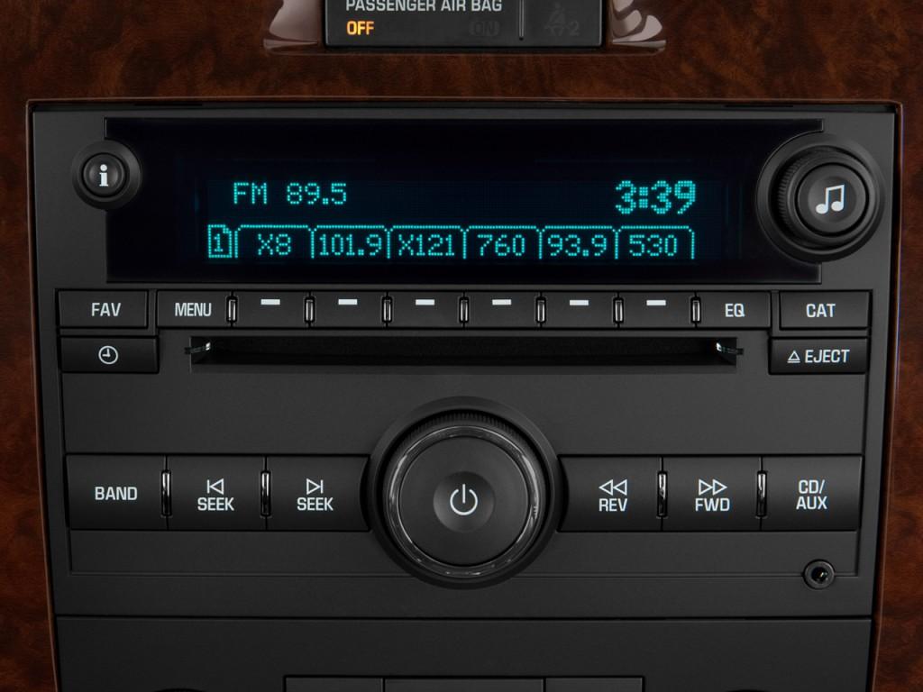 image 2010 chevrolet impala 4 door sedan ls audio system. Black Bedroom Furniture Sets. Home Design Ideas