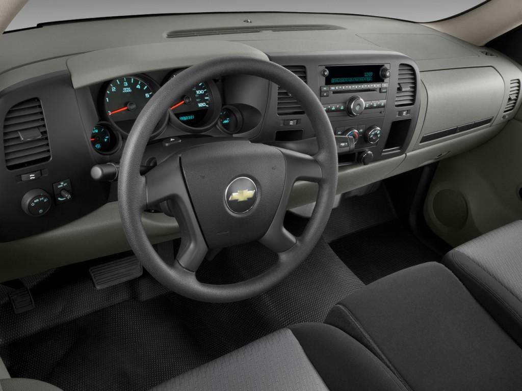 Image 2010 Chevrolet Silverado 1500 2wd Reg Cab 133 0