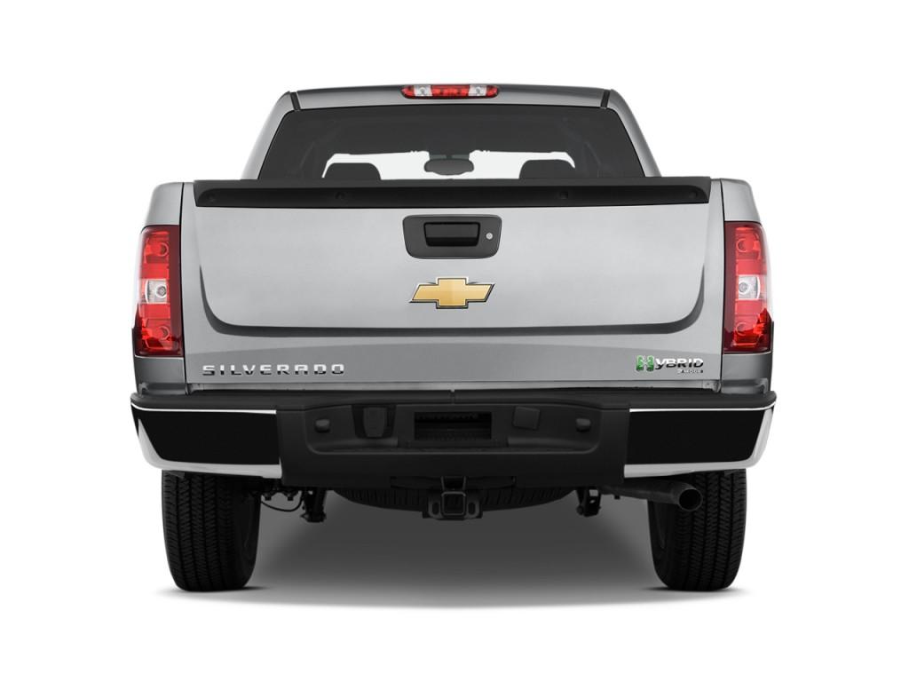 Image 2010 Chevrolet Silverado 1500 Hybrid 2wd Crew Cab