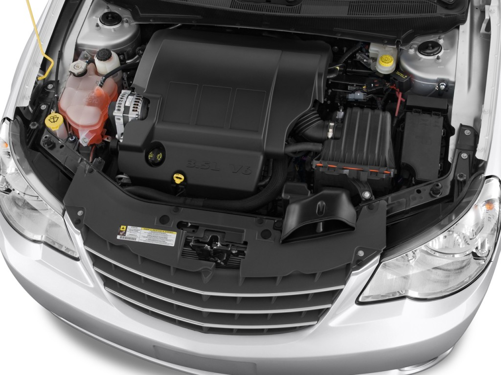 Image: 2010 Chrysler Sebring 2-door Convertible Limited ...