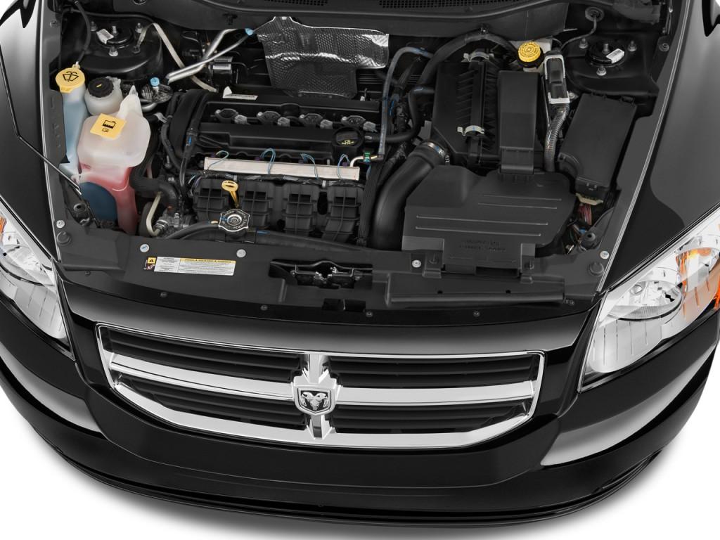 Image: 2010 Dodge Caliber 4-door HB Mainstreet Engine ...