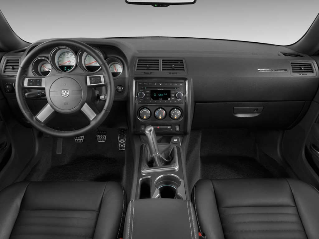 Image 2010 Dodge Challenger 2 Door Coupe R T Dashboard Size 1024 X 768 Type Gif Posted On