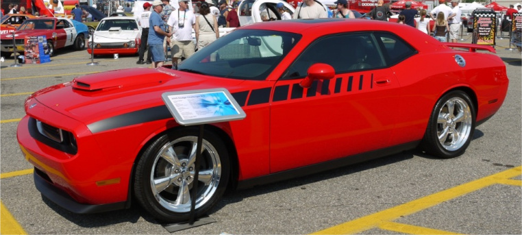 2010 dodge challenger appearance package photo and details. Black Bedroom Furniture Sets. Home Design Ideas