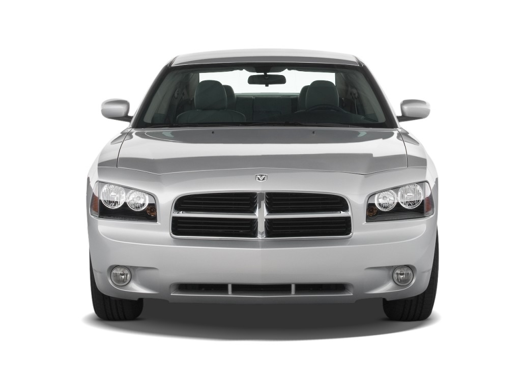2010 Dodge Charger 4-door Sedan R/T RWD *Ltd Avail* Front Exterior View