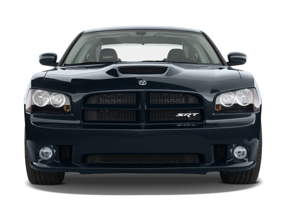 Image 2010 Dodge Charger 4 Door Sedan Srt8 Rwd Front