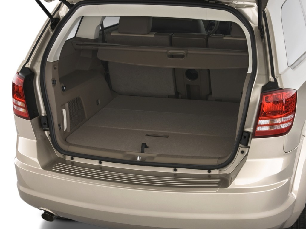 Image: 2010 Dodge Journey FWD 4-door R/T Trunk, size: 1024 ...