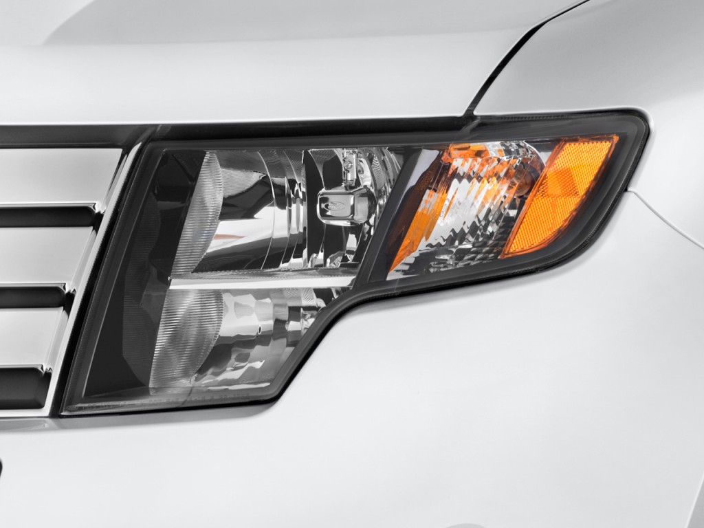 Image 2010 Ford Edge 4 Door Sport Fwd Headlight Size