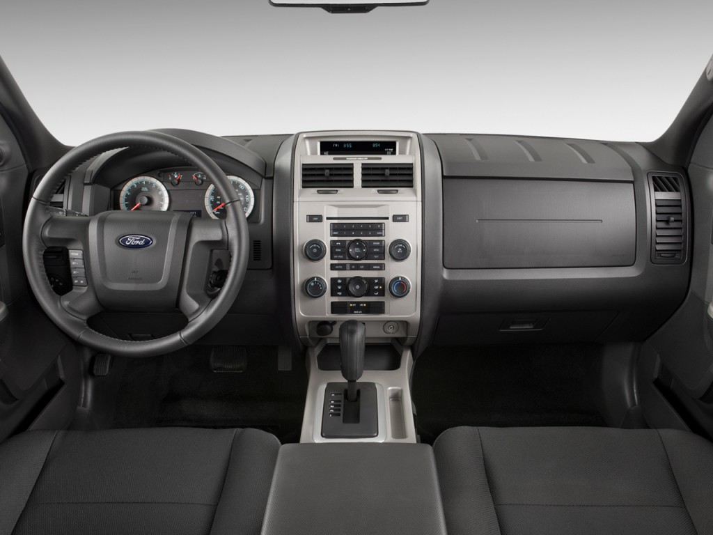 Image 2010 Ford Escape Fwd 4 Door Xlt Dashboard Size