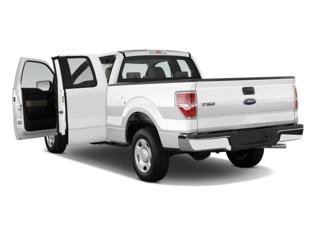 2010 Ford F-150 2WD SuperCab 163