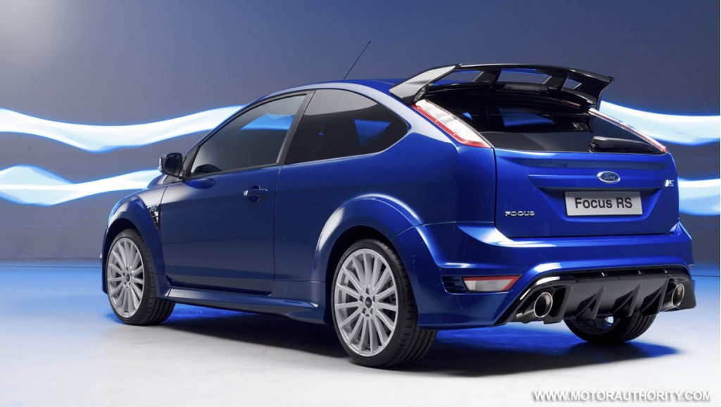 Lsd for the focus rs full specs for production ford focus rs revealed