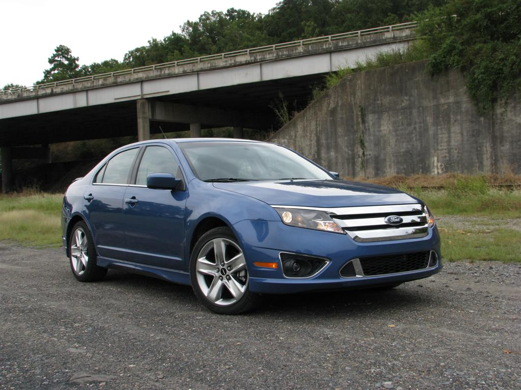 Image 2010 Ford Fusion Sport Awd Size 1024 X 768 Type