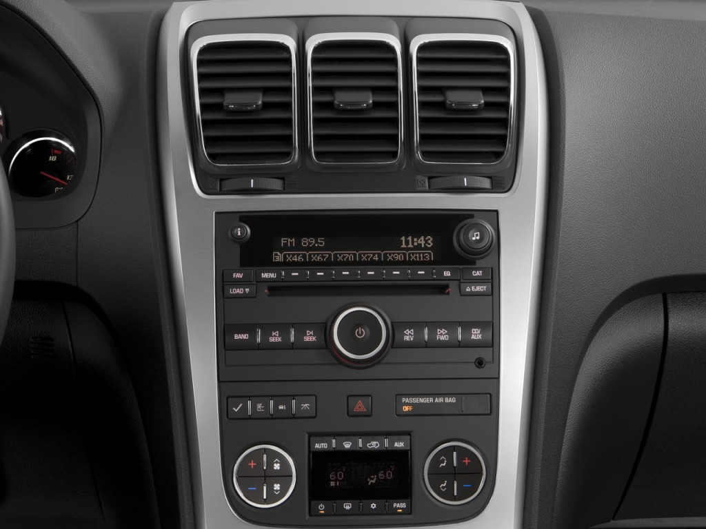 What Does Slt Mean On A Gmc Truck >> Image: 2010 GMC Acadia FWD 4-door SLT1 Instrument Panel, size: 1024 x 768, type: gif, posted on ...