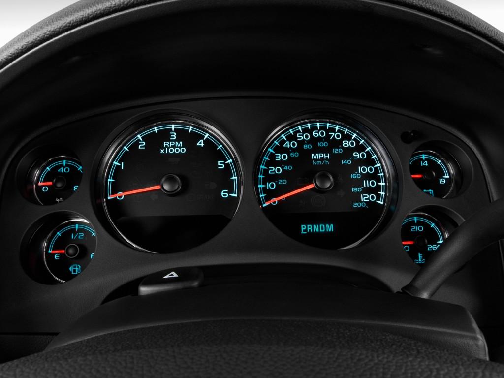 "Image: 2010 GMC Sierra 1500 4WD Crew Cab 143.5"" Denali ..."