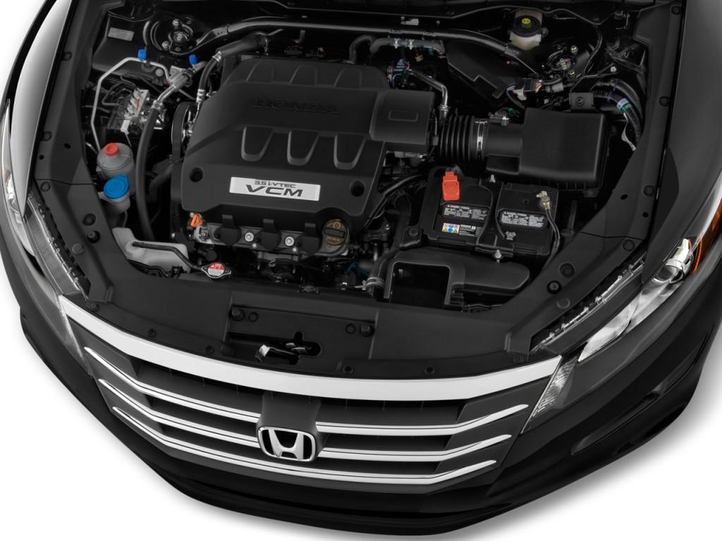 2010 Honda Accord Crosstour 2WD 5dr EX Engine