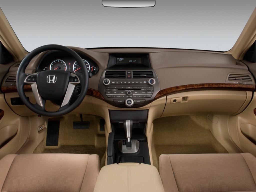 Image 2010 Honda Accord Sedan 4 Door I4 Auto Ex Dashboard Size 1024 X 768 Type Gif Posted