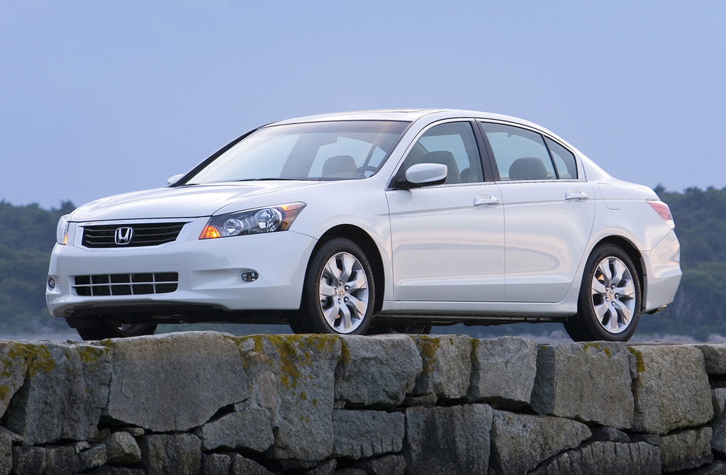 Image Gallery 2010 Honda Sedan
