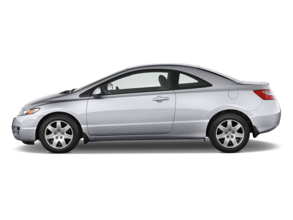 2010 honda civic lx coupe  | thecarconnection.com