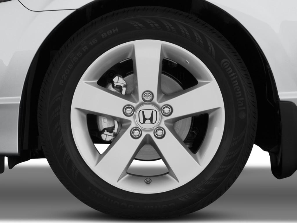 image 2010 honda civic sedan 4 door auto lx s wheel cap