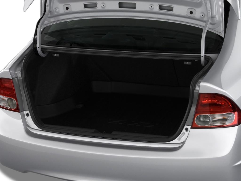 Image: 2010 Honda Civic Sedan 4-door Man Si Trunk, size: 1024 x 768, type: gif, posted on ...