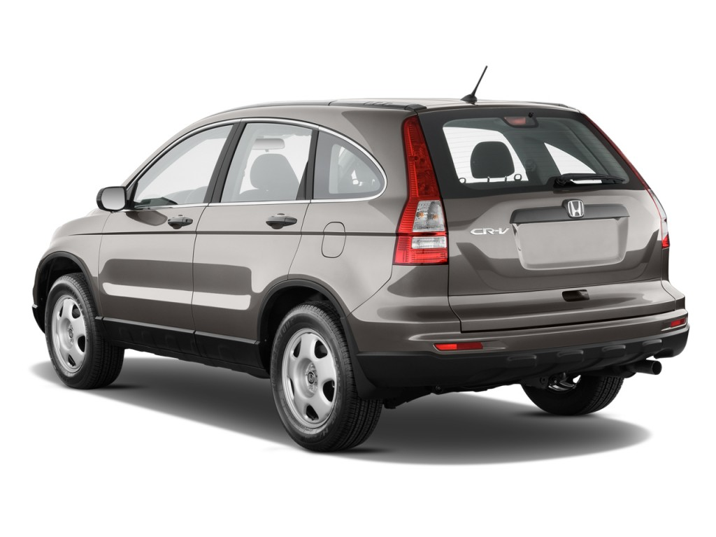 Image 2010 Honda Cr V 2wd 5dr Lx Angular Rear Exterior View Size 1024 X 768 Type Gif