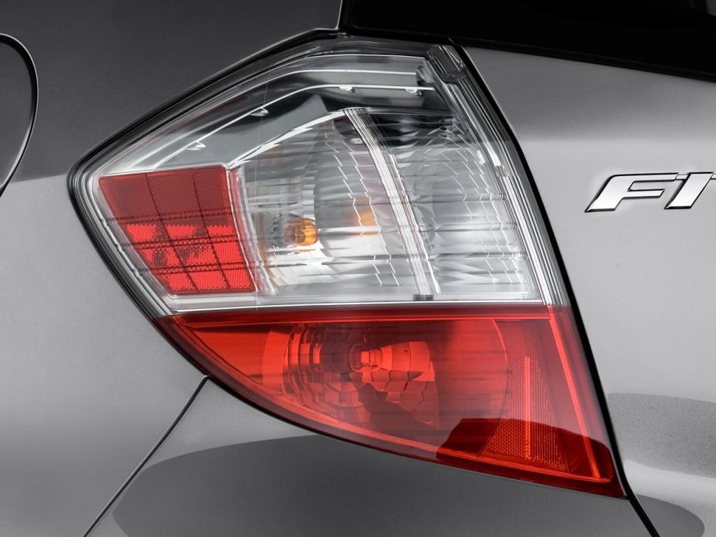 Honda Odyssey Vsa Light >> Image: 2010 Honda Fit 5dr HB Auto Sport w/VSA & Navi Tail