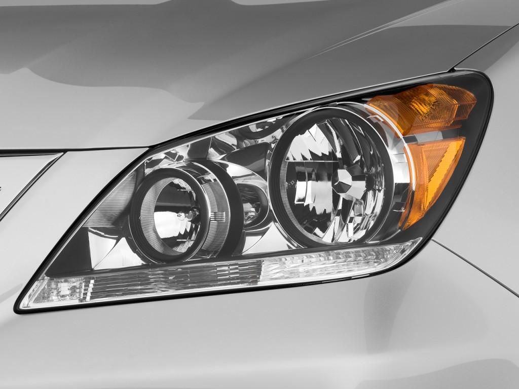 Image 2010 Honda Odyssey 5dr Ex L Headlight Size 1024 X