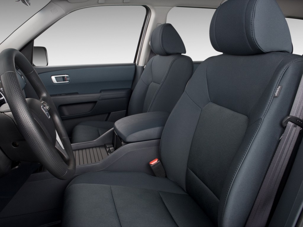 image 2010 honda pilot 2wd 4 door lx front seats size 1024 x 768 type gif posted on. Black Bedroom Furniture Sets. Home Design Ideas