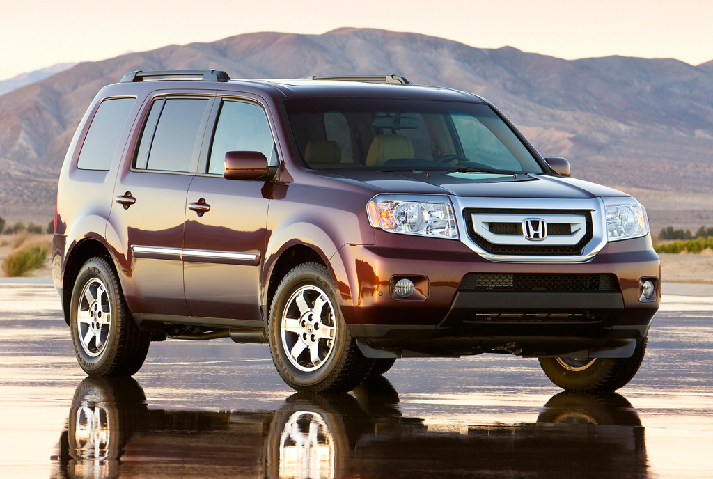 2009 2011 honda pilot recall alert for Honda of seattle service