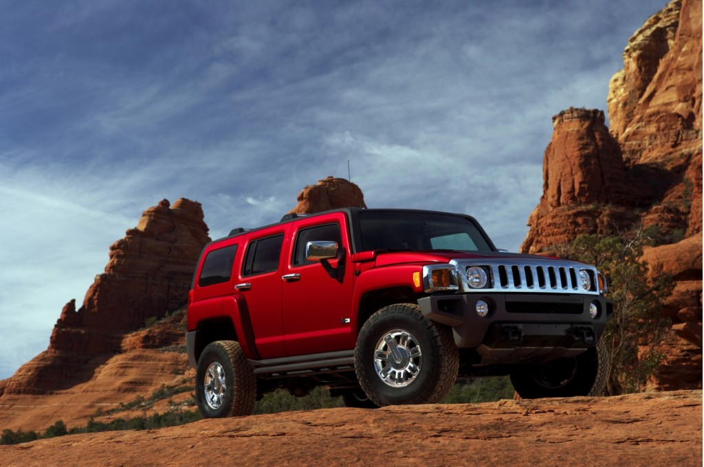 HUMMER Still Has American Bidder Interested
