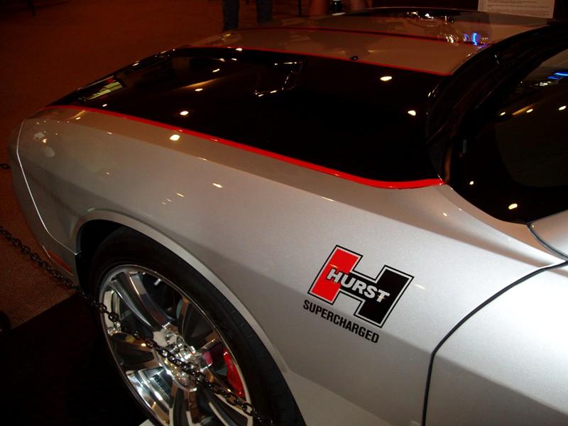 2010 Hurst Hemi Dodge Challenger Unveiled
