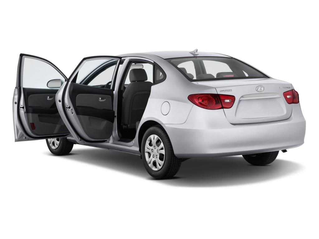 image 2010 hyundai elantra 4 door sedan auto gls pzev open doors size 1024 x 768 type gif. Black Bedroom Furniture Sets. Home Design Ideas