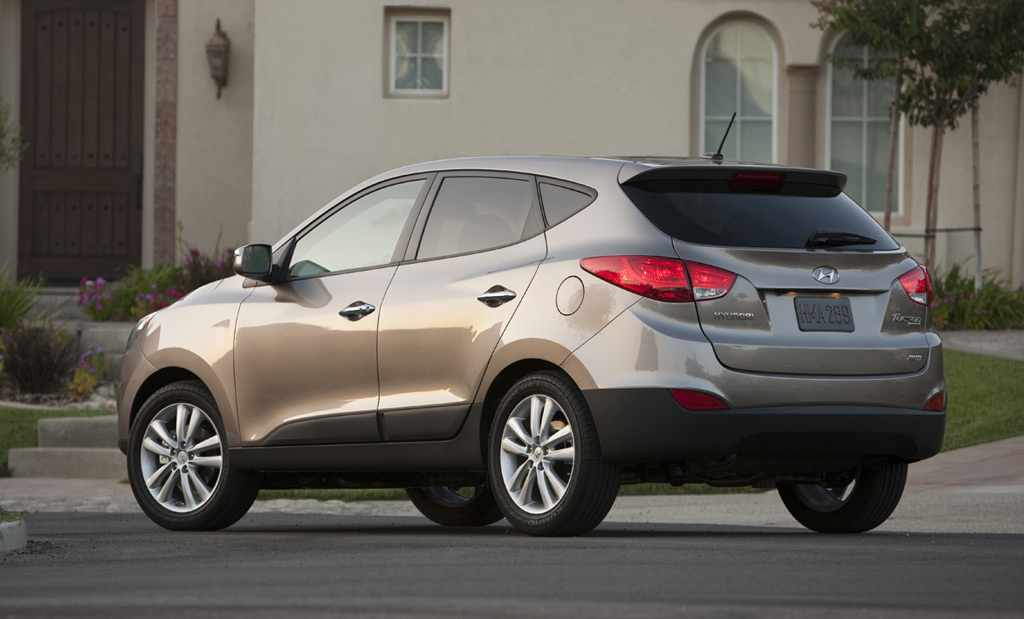 Recall Watch: 2010 Hyundai Tucson