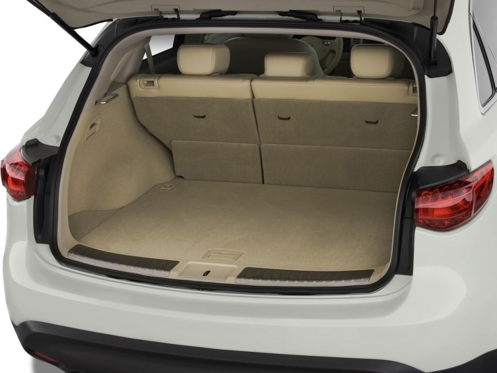 Image: 2010 Infiniti FX35 RWD 4-door Trunk, size: 1024 x ...