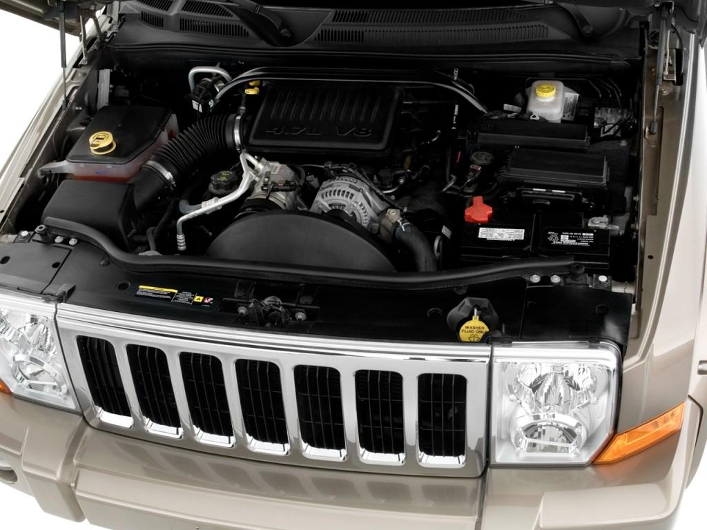 image 2010 jeep commander rwd 4 door limited engine size. Black Bedroom Furniture Sets. Home Design Ideas