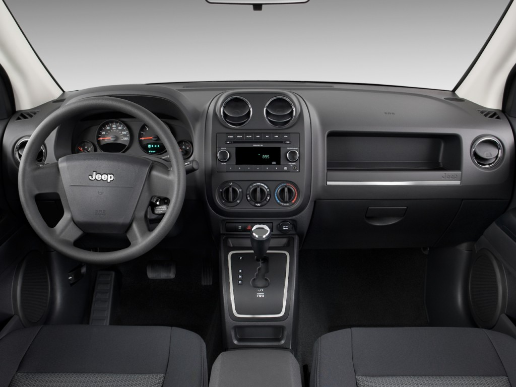 Image: 2010 Jeep Compass FWD 4-door Sport *Ltd Avail ...