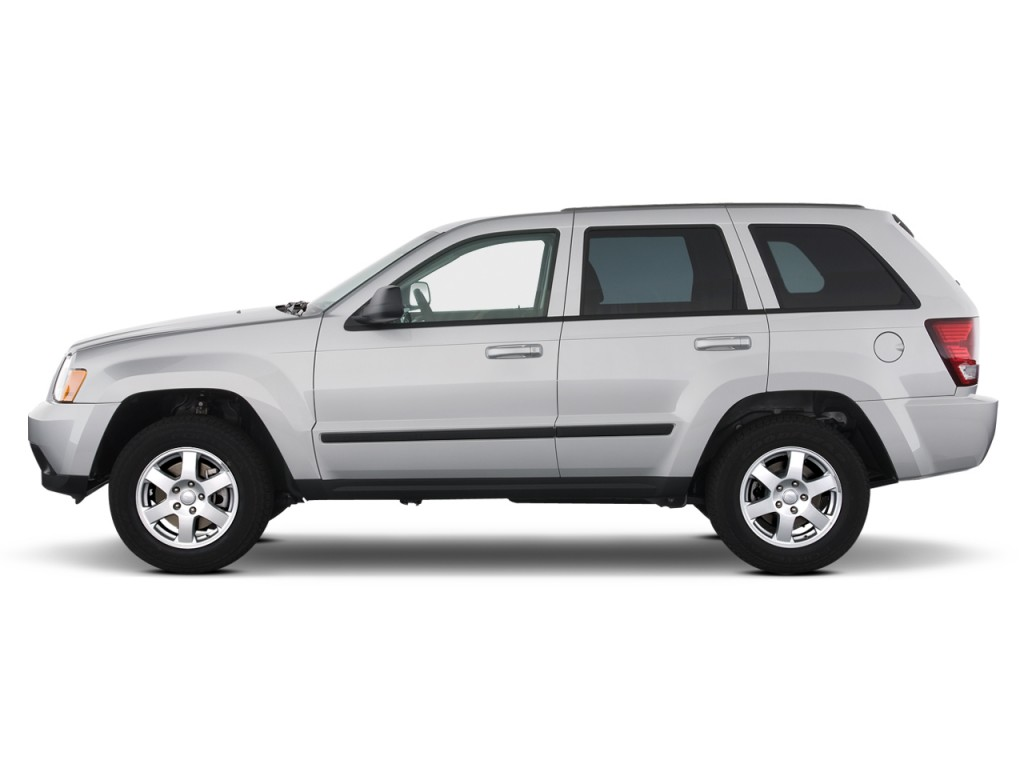 image 2010 jeep grand cherokee rwd 4 door laredo side. Black Bedroom Furniture Sets. Home Design Ideas