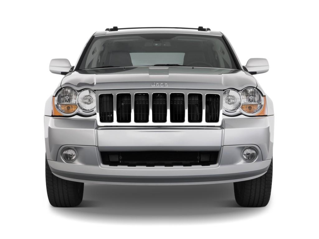 2010 Jeep Grand Cherokee RWD 4-door Limited Front Exterior View