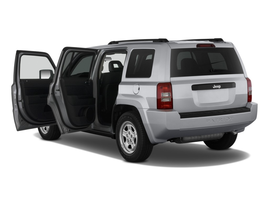 image 2010 jeep patriot fwd 4 door sport open doors size. Black Bedroom Furniture Sets. Home Design Ideas