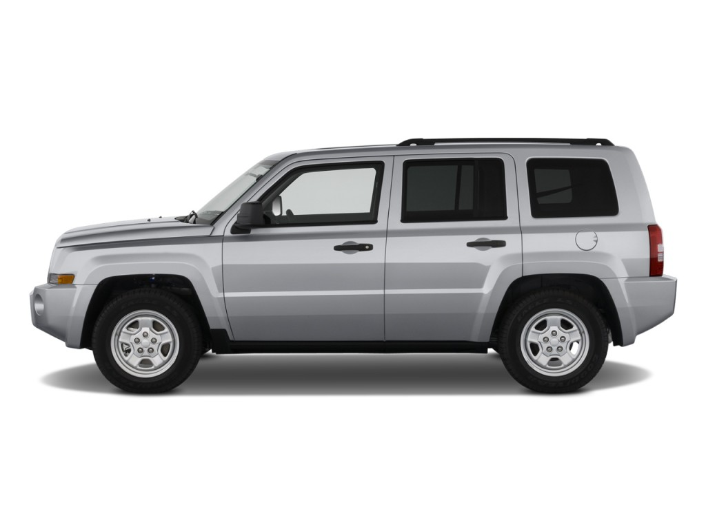 Image 2010 Jeep Patriot Fwd 4 Door Sport Side Exterior