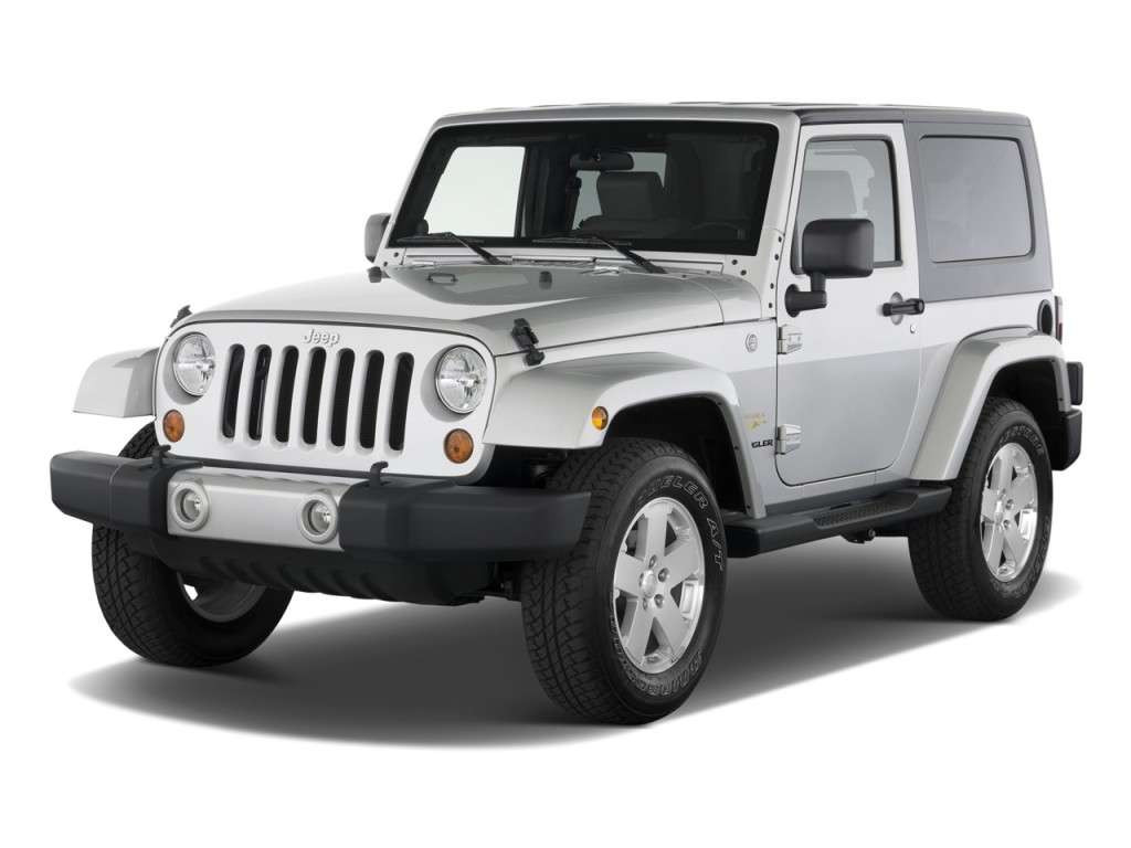 image 2010 jeep wrangler 4wd 2 door sahara angular front. Black Bedroom Furniture Sets. Home Design Ideas
