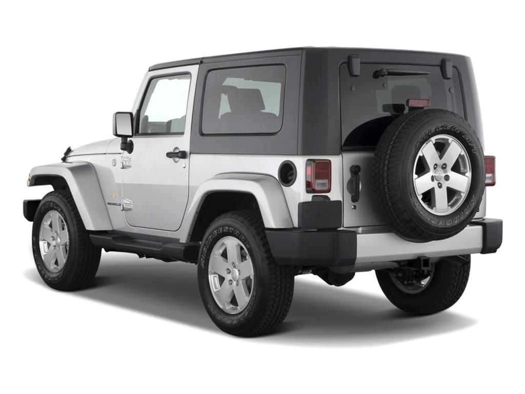 image 2010 jeep wrangler 4wd 2 door sahara angular rear exterior view size 1024 x 768 type. Black Bedroom Furniture Sets. Home Design Ideas