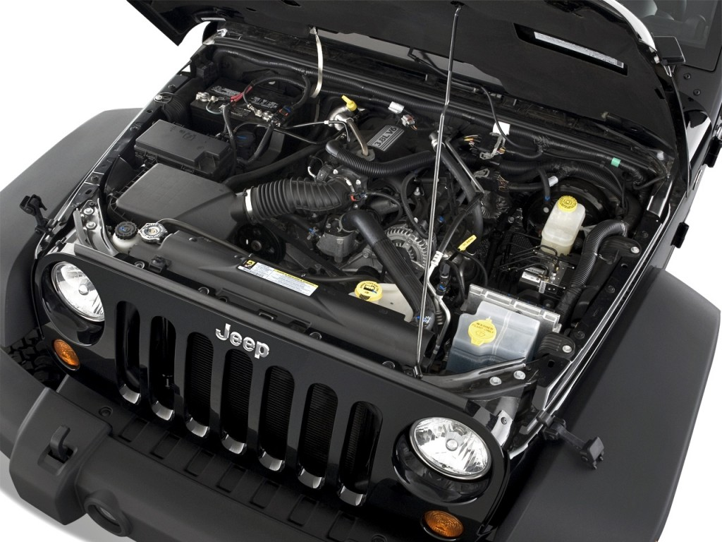 Liberty Auto Sales >> Image: 2010 Jeep Wrangler Unlimited 4WD 4-door Rubicon Engine, size: 1024 x 768, type: gif ...