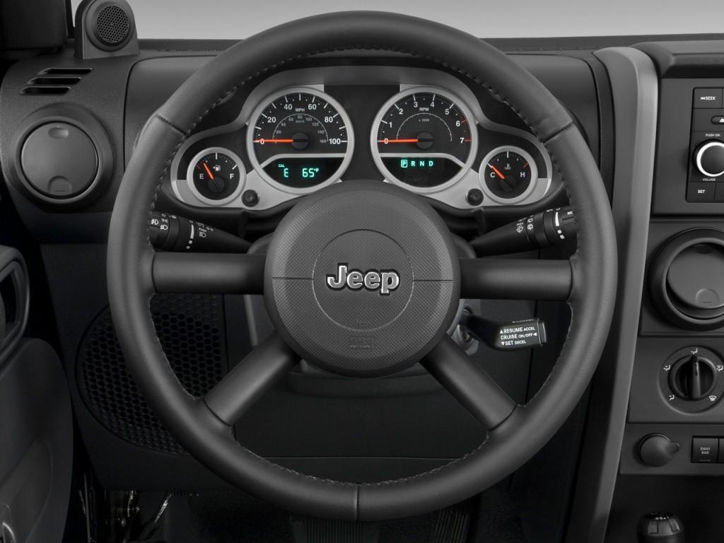 Image 2010 Jeep Wrangler Unlimited 4wd 4 Door Rubicon