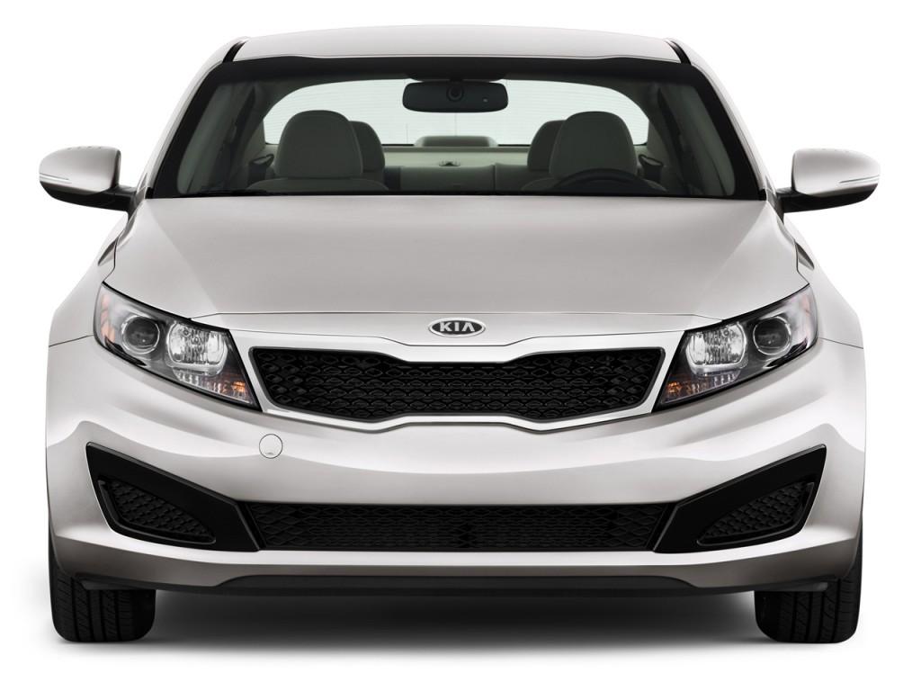 Kia Forte Lx >> Image: 2010 Kia Optima 4-door Sedan I4 Auto LX Front Exterior View, size: 1024 x 768, type: gif ...