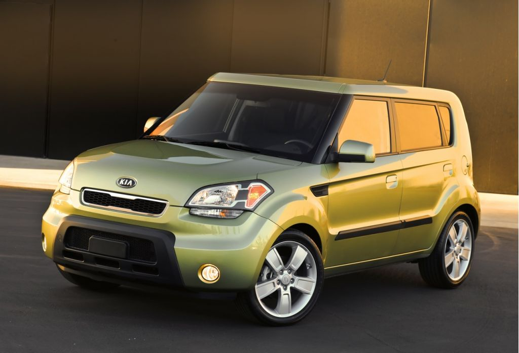 2010 Kia Soul, 'A New Way To Roll,' Starts At $13,300