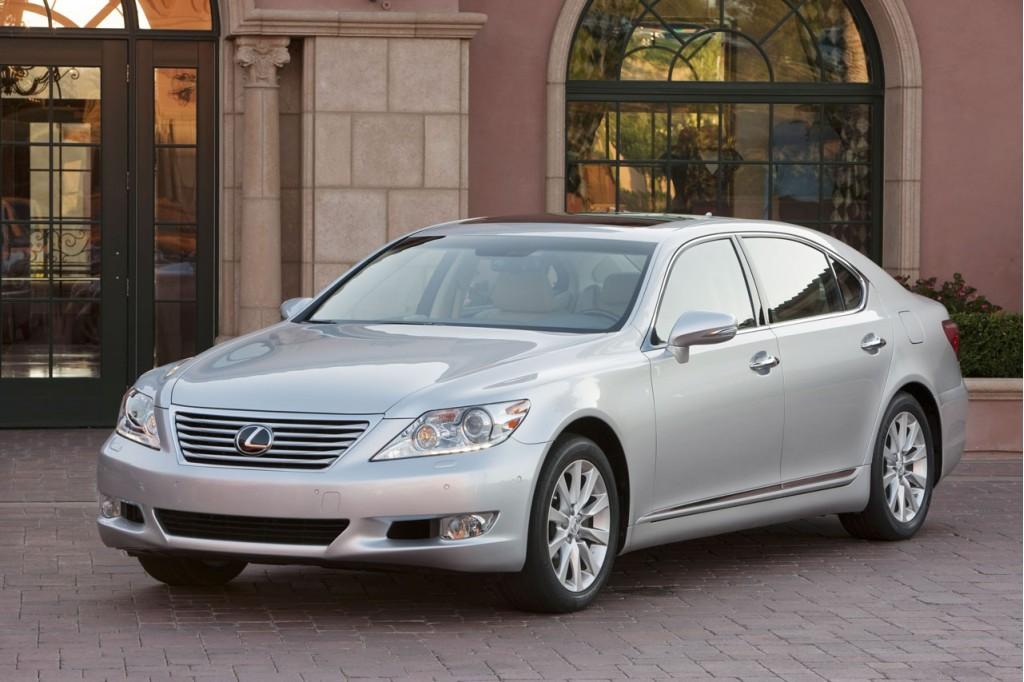 Lexus Virginia Beach >> Recall Alert: Lexus LS 460